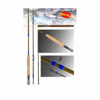 Удилище нахлыстовое KUTBERT FLY PROFI, 2,7м, Action 5/6, Carbon IM8, 6 секций