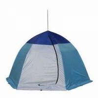 Палатка-зонт СТЭК Дышащая зимняя, 4-местная, d290 см., h-190 см., 6,0кг.