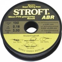 Леска зимняя STROFT 30 м 0,09 мм