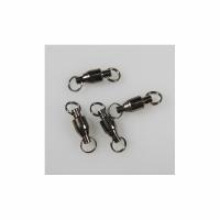 Вертлюги CAIMAN с подшипником Ball bearing swivel split ring, 3#, 10кг (10шт)