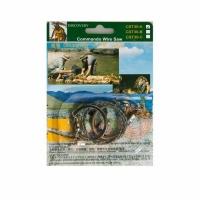 Пила-трос DISCOVERY Commando Wire Saw, карманная (блистер) (YD-9 (500)