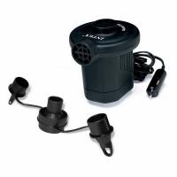 Насос INTEX электрический 220В для надувных матрасов, кроватей, лодок, бассейнов, игрушек(66620) (6)