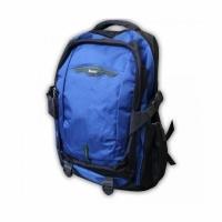 Рюкзак TUBUJIA спортивный (городской), 45л, В60*Ш40*Г18, цв. синий./серый (050-4431) (50)