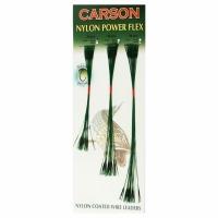 Поводок CARSON, нейлон,15см * 5кг