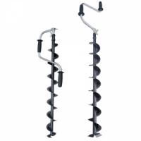 Ледобур ТОНАР, ТОРНАДО-М(2), двуручный, левое вращение 130мм (4)