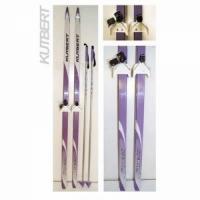 Комплекты лыжные KUTBERT FITNESS Step 175/140, 75мм