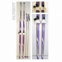 Комплекты лыжные KUTBERT FITNESS Step 180/145, 75мм