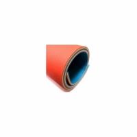 Коврик/каремат рулонный ЛЮКС, 12мм (180*60 см), трехслойный, цветной (20)