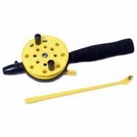 Удочка зимняя HFB-6F(3), 40см., d75мм., с курком, ручка неопрен