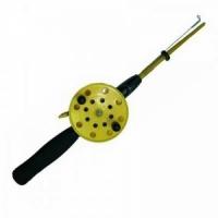 Удочка зимняя HFB-6F(4), 36см., d75мм., с курком, ручка неопрен