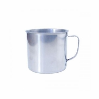 Кружка 9,5см, 550мл, нержавеющая сталь (6214-12)