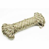 Шнур полипропиленовый, плетеный с сердечником, d 5мм, дл.35м., нагр. до 500 кг., цв. КМФ