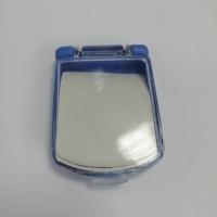 Коробочка H385 магнитная, под крючки, пластиковая, мини (45*30 мм.)