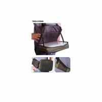 Сумка LINEA EFFE SPINN SLING BAG, спиннингиста через плечо,31х24х8см,нейлон+коробоч (6538070) Италия