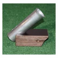 Универсальный крепежный блок под спиннинг с алюминиевой трубкой мини